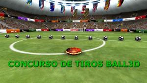 >CONCURSO TIROS BALL3D