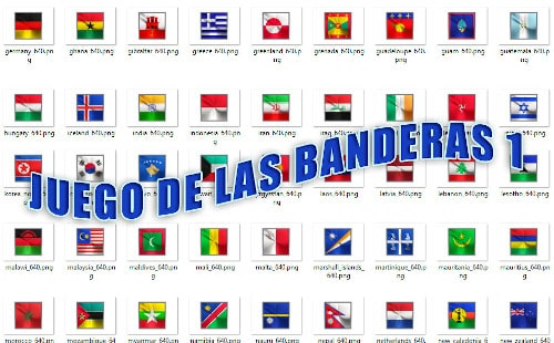 mamuttean7 campeón del Juego de las Banderas !