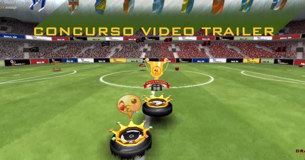 Concurso Tráiler Copa Dragón 4 Ball3D