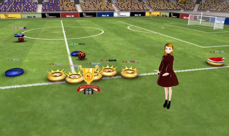=T= Campeón de la I Copa Dragón 5vs5 Sprint !!