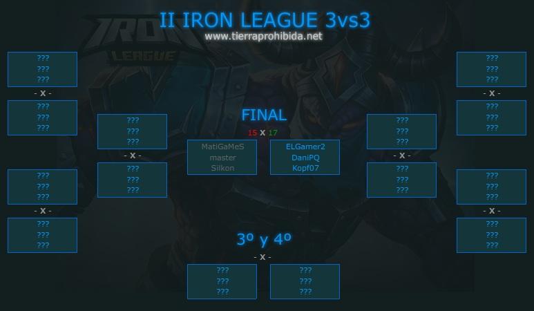 I Torneo Iron League